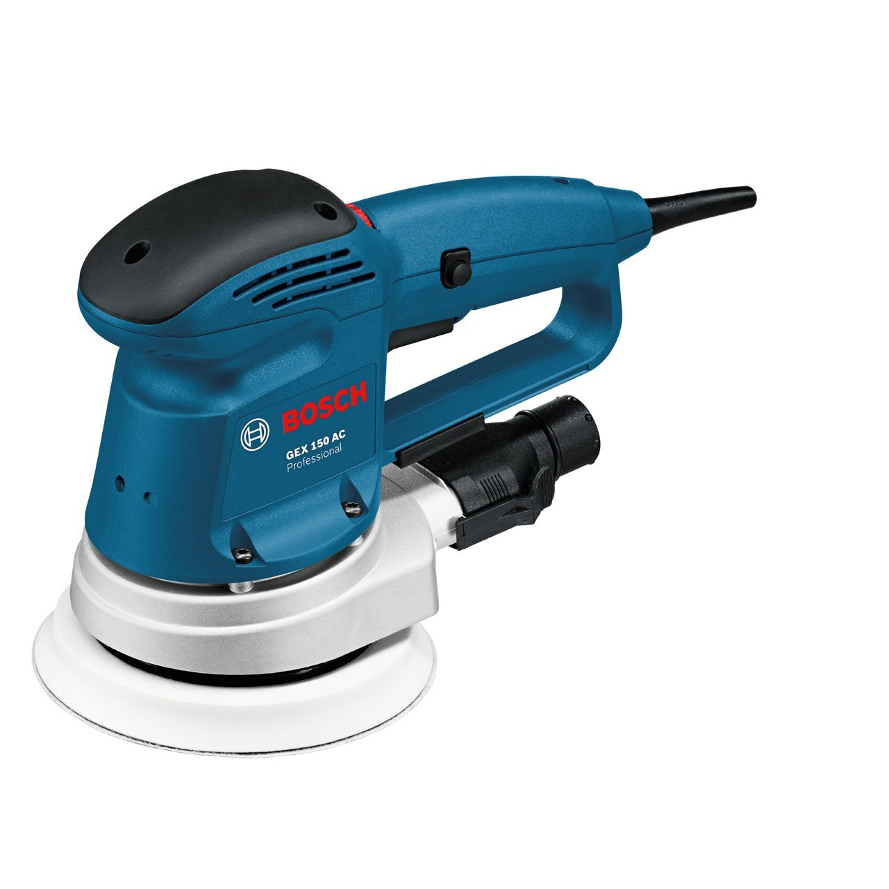 Bosch Professional 0601372768 Ponceuse excentrique GEX 150 AC 340 W